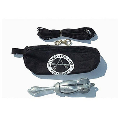 Watersports Warehouse 3.5Lb Anchor W/ Bag & Line