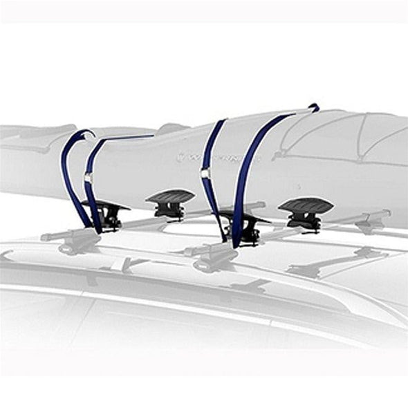 Thule 881 Top Deck Kayak Saddle Carrier