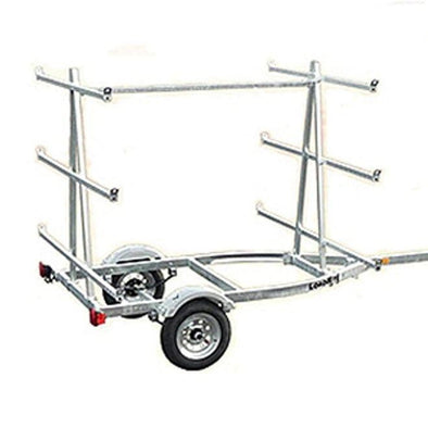 Load Rite Leaf Spring C1000-6T Canoe Trailers - 6 BOAT