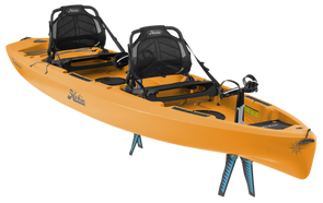 Hobie Mirage Compass Duo Tandem Kayak 2019 Papaya - Demo