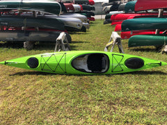 Eddyline Equinox Kayak - Demo