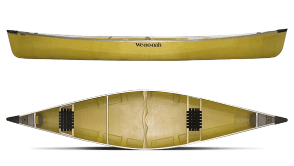 Wenonah Fisherman 14' Ultra-Light Kevlar Canoe - Demo