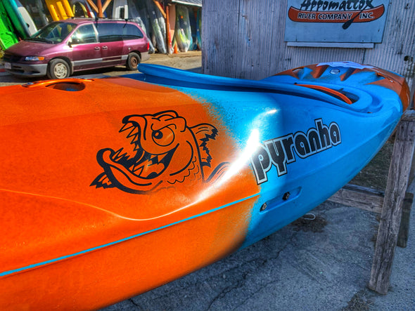 Pyranha 9R II Whitewater Kayak - Large