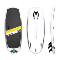 Badfish Inflatable SK8 SUP Paddleboard