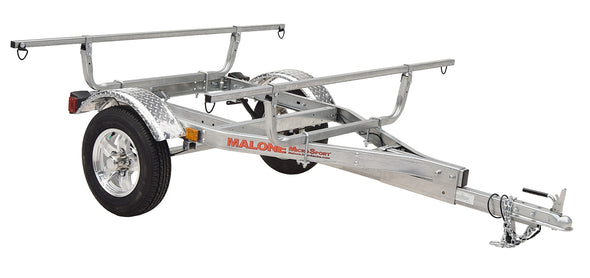 Malone Microsport Xt Trailer W/ Retractable Tongue