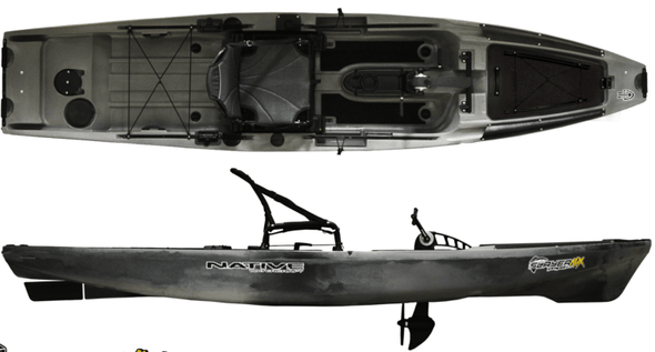 Native Watercraft Slayer Propel 12.5 Max Kayak