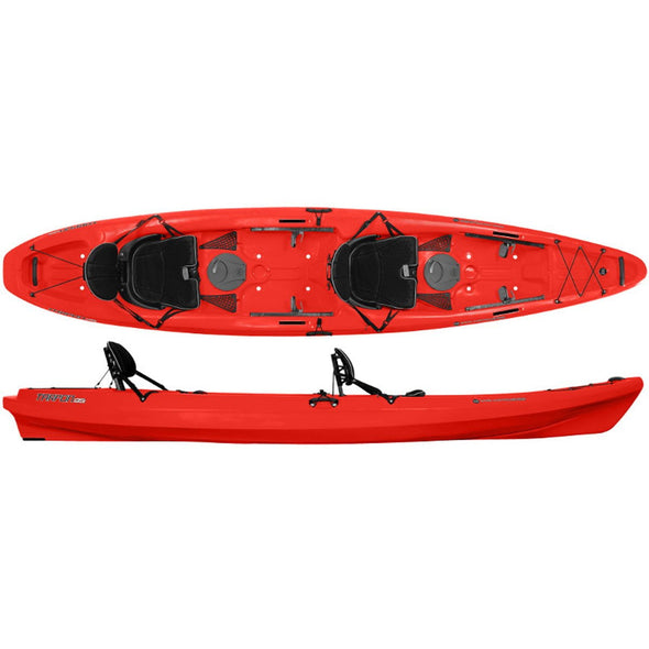 Wilderness Systems Tarpon 135T Tandem Kayak