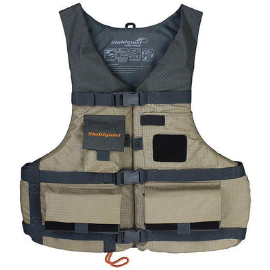 Stohlquist Spinner Fishing PFD