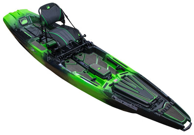 Bonafide SS107 Fishing Kayak - LE