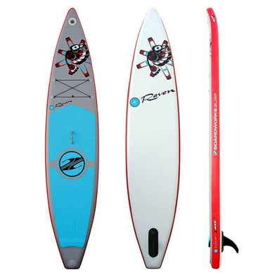 "Boardworks 12'6"" Raven Inflatable Paddleboard"
