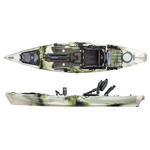 Jackson Cuda HD Fishing Kayak 2018
