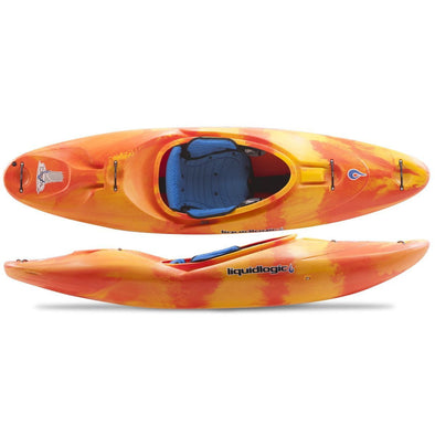 LiquidLogic Delta V 88 Whitewater Kayak