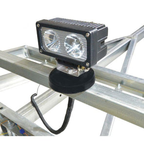 MALONE MEGASPORT FLOOD LIGHT W/ MAG MOUNT
