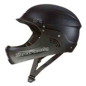 SHRED READY STD FULLFACE WHITEWATER HELMET