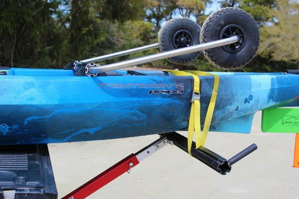 Boonedox Groovy Landing Gear for Hobie Outback