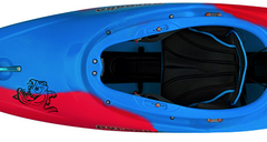 Pyranha Rebel Kid's Whitewater Kayak