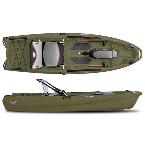 Jonny Boats Bass 100 Kayak