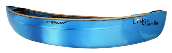 Esquif L'Edge SuperLite Canoe - Vinyl Blue Ice