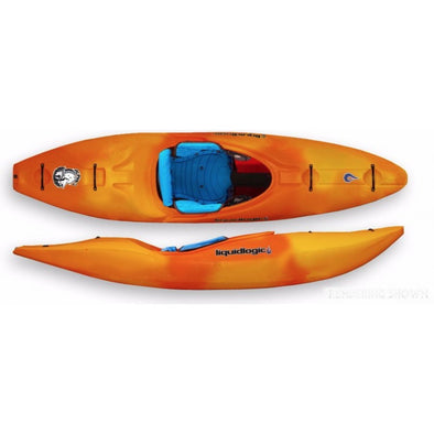 LiquidLogic Alpha 90 Whitewater Kayak