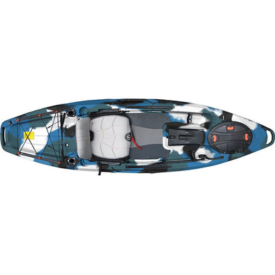 Feelfree Lure 10 Fishing Kayak - 2019 Sonar Pod