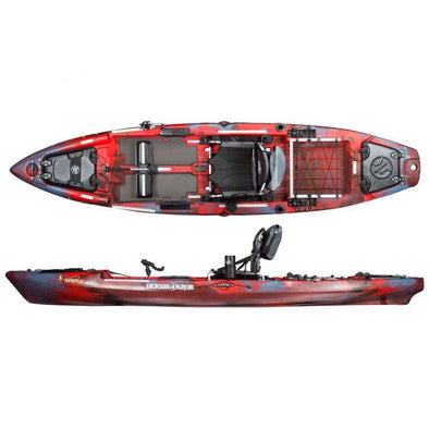 Jackson Mayfly Fishing Kayak 2019
