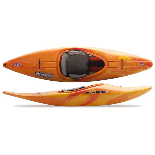 LiquidLogic Party Braaap Whitewater Kayak