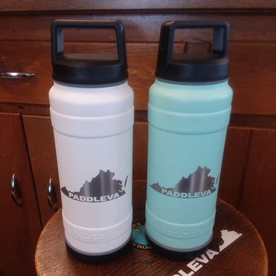 Pelican 32 oz PaddleVA Logo Bottle