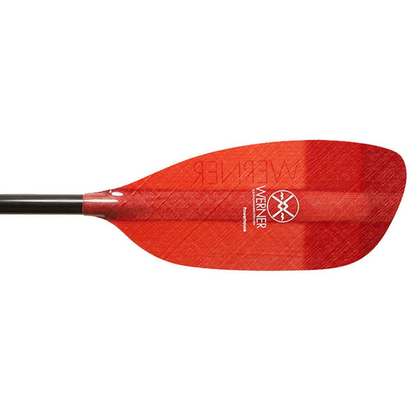 Werner Powerhouse Str Std Whitewater Paddle