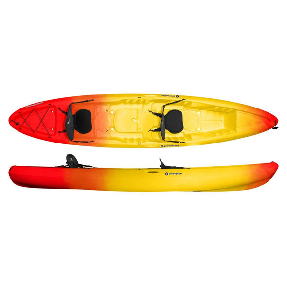 Perception Rambler 13.5T Tandem Kayak