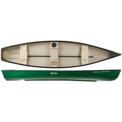 Old Town Rogue River 154 Square Stern Canoe