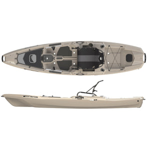 Bonafide RS117 Fishing Kayak - Demo