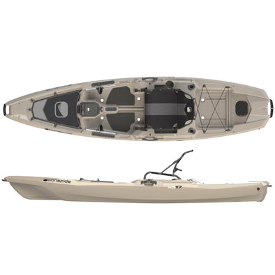 Bonafide RS117 DEMO Kayak