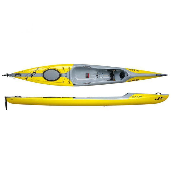 Stellar S14S Advantage Surf Ski Kayak