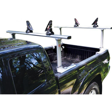 Malone Saddle Up Pro W/ T-Slot Truck Rack (Set Of 4)