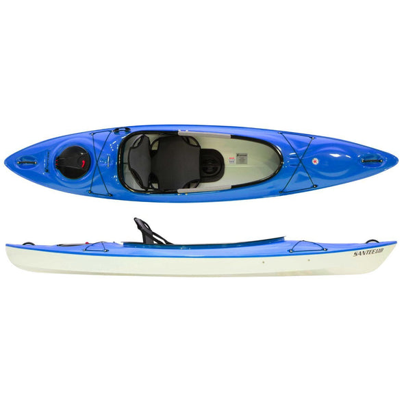 Hurricane Santee 110 Sport Kayak with a frame seat - Closeout