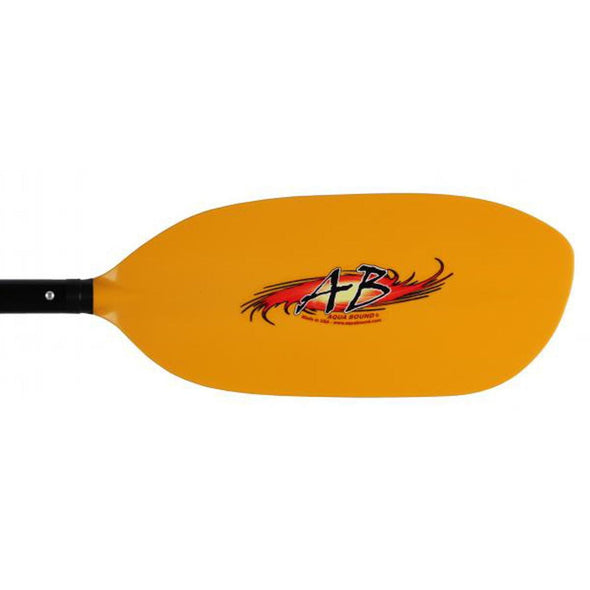 Aqua-Bound Shred 4 Piece Whitewater Paddle