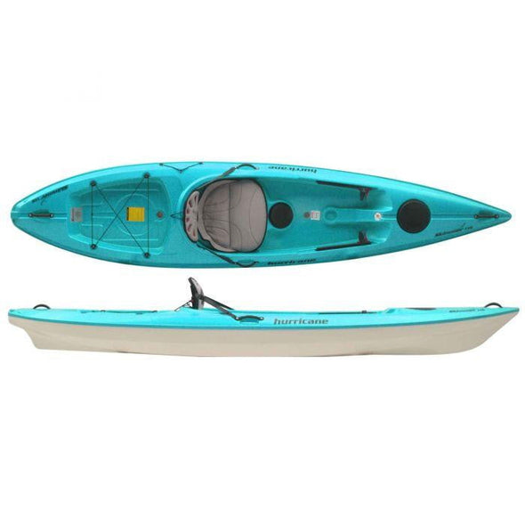Hurricane Skimmer 116 Kayak with airstream seat - Closeout