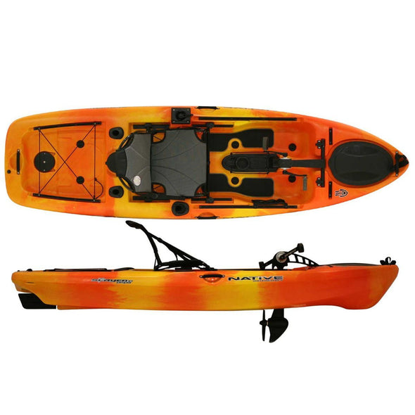 Native Watercraft Slayer 10 Propel Fishing Kayak
