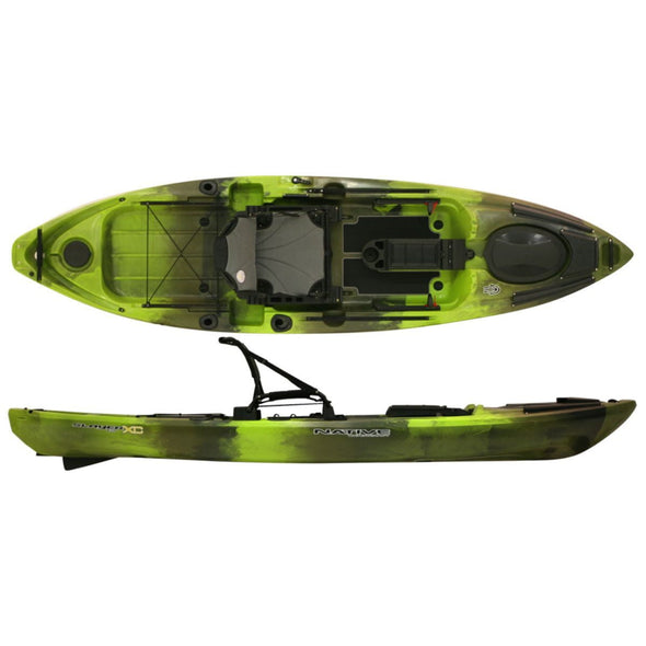 Native Watercraft Slayer 12 XC Fishing Kayak