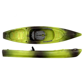 Perception Sound 9.5 Kayak - Demo