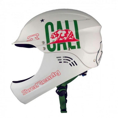 SHRED READY STD FULLFACE WHITEWATER HELMET - LE CALI