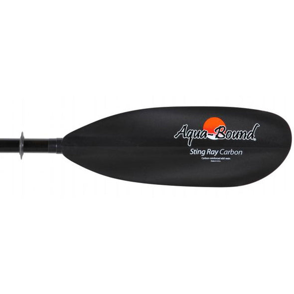 Aqua-Bound StingRay Carbon Kayak Paddle - Small Shaft