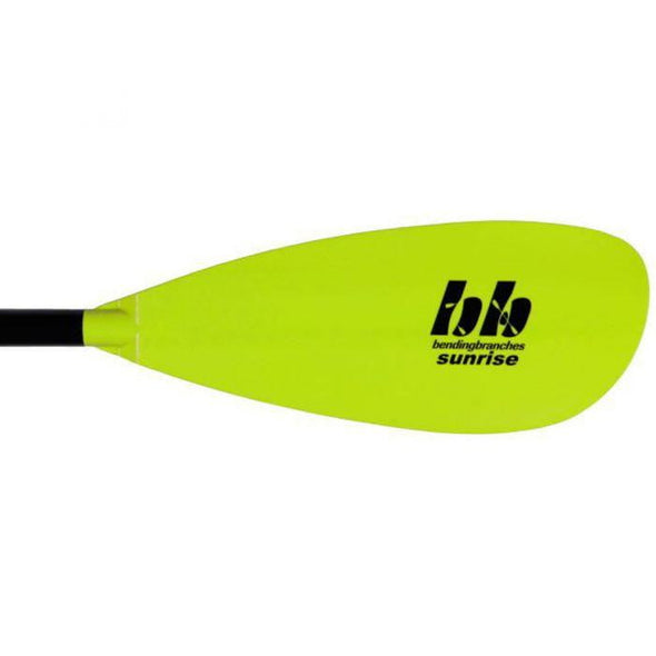 Bending Branches Sunrise Kayak Paddle