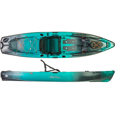 Old Town Topwater 120 Fishing Kayak