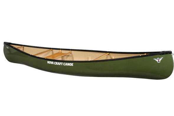 Nova Craft Fox 14' Solo Canoe - TuffStuff