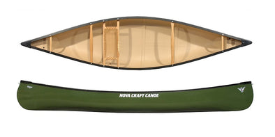 Nova Craft Trapper TuffStuff Canoe