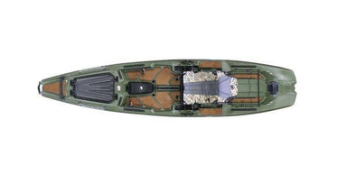 Bonafide SS107 Woodsman Fishing Kayak