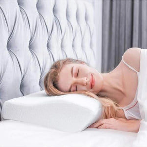 RelaxaBody™ Contour Memory Foam Pillow