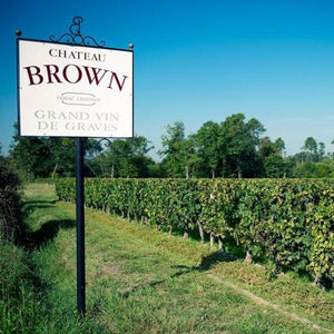 Château Brown - Bordeaux Blend - France