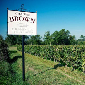 Château Brown - Bordeaux Blend - Blanc